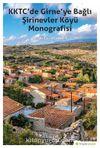KKTC'de Girne'ye Bağlı Şirinevler Köyü Monografisi
