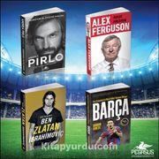 Futbol Kitapları Seti (4 Kitap)