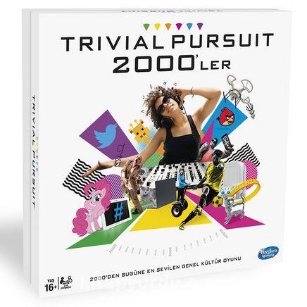 Trivial Pursuit 2000'ler(B7388)