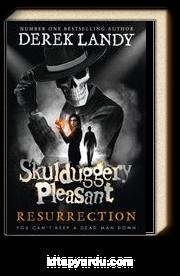 Skulduggery  Pleasant - Resurrection