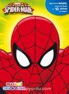 Marvel Ultimate Spider-Man Maskeli Oku-Oyna
