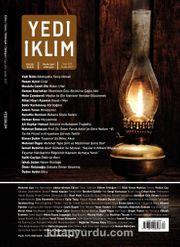 7edi İklim Sayı:333 Aralık 2017 Kültür Sanat Medeniyet Edebiyat Dergisi