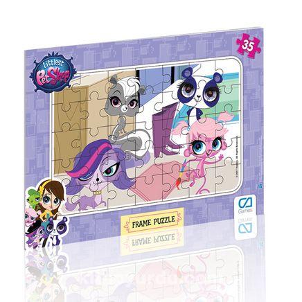 Littlest Pet Shop Frame Puzzle 35 - 2 (CA.5019)