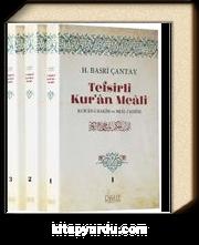 Tefsirli Kur'an Meali & Kur'an-ı Hakim ve Meal-i Kerim 3 Cilt (Tam Metin)