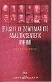Felsefe ve Matematikte Analitik / Sentetik Ayrımı - Yücel Dursun pdf epub