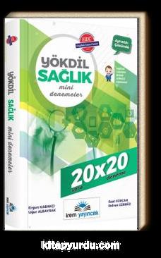 YÖKDİL Sağlık Mini Denemeler 20x20