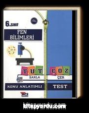 6. Sınıf Fen Bilimleri Tut Sakla Çöz Çek Konu Anlatımlı Test