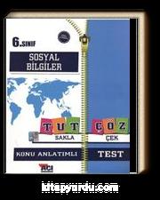 6. Sınıf Sosyal Bilgiler Tut Sakla Çöz Çek Konu Anlatımlı Test
