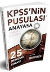 2018 KPSS'nin Pusulası Anayasa 25 Çözümlü Deneme