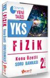 YKS 2. Oturum Fizik Konu Özetli Soru Bankası