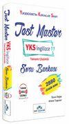 Test Master YKS İngilizce Tamamı Çözümlü Soru Bankası