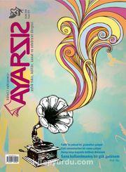 Ayarsız Aylık Fikir Kültür Sanat ve Edebiyat Dergisi Sayı: 23 Ocak 2018