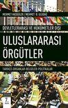Devletlerarası ve Hükümetler Dışı Uluslararası Örgütler