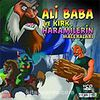 Ali Baba Kırk Haramiler Maceraları (VCD)(40 dakika)