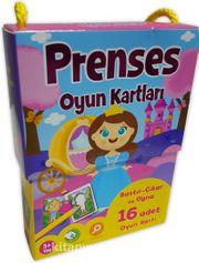 Oyun Kartları - Prenses