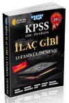KPSS Lise-Önlisans İlaç Gibi 13 Fasikül Deneme
