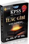 KPSS Lise-Ön Lisans İlaç Gibi Soru Bankası