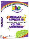Renkler Kavramlar Colors & Definitions / Barkod:8697521330284