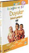 Bebeğiniz ve Siz Duyular (DVD)