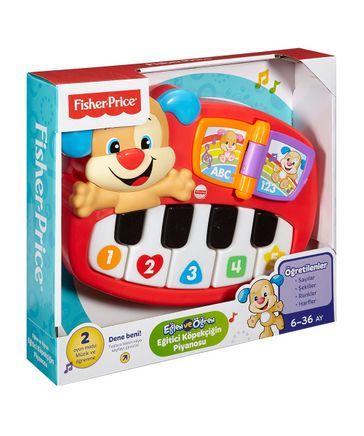 Fisher Price Lnl Eğitici Köpekçiğin Piyanosu Türkçe (DLK19)
