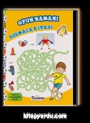 Oyun Zamanı - Bulmaca Kitabı