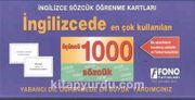 İngilizcede En Çok Kullanılan Üçüncü 1000 Sözcük