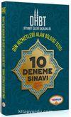 DHBT Diyanet İşleri Başkanlığı Din Hizmetleri Alan Bilgisi Testi 10 Tamamı Çözümlü Deneme Sınavı