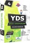YDS Sınav Stratejileri 4 & Kelime Bankası