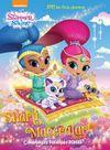 Shimmer Shine Sihirli Maceralar Çıkartmalı Faaliyet Kitabı