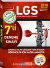 8. Sınıf LGS 7'li Video Çözümlü Deneme Sınavları