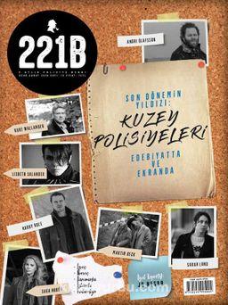 221B İki Aylık Polisiye Dergi Sayı:13 Ocak-Şubat 2018