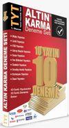 TYT Deneme Seti (10 Farklı Yayın 10 Farklı Deneme)