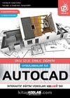 Uygulamalar ile Autocad