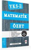 YKS 2. Oturum Matematik Özet