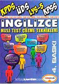 İngilizce Hızlı Test Çözme Teknikleri - B.Sami Dilman pdf epub