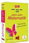 2018 KPSS ALES DGS TYT  İçin Adım Adım Matematik
