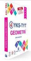 4 Adımda YKS-TYT Geometri Soru Bankası