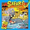 Safari Dostları Çıkartma Kitabı