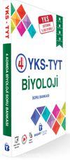 4 Adımda YKS-TYT Biyoloji Soru Bankası