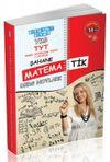 YKS-TYT Temel Yeterlilik Testi 1. Oturum Şahane Matematik Ders Notları