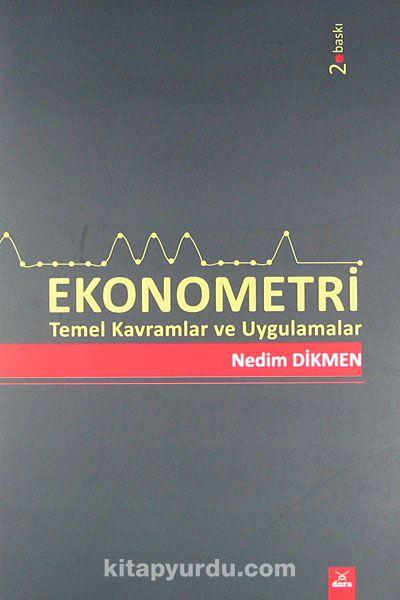 EkonometriTemel Kavramlar ve Uygulamalar