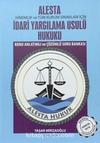 Alesta İdari Yargılama Usulü Hukuku Konu Anlatımı ve Soru Bankası