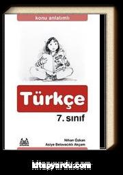 7. Sınıf Türkçe Konu Anlatımlı Yardımcı Ders Kitabı