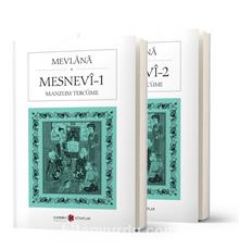 Mesnevi (2 Cilt) & Manzum Tercüme