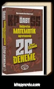 ÖABT İlköğretim Matematik Öğretmenliği Tamamı Çözümlü 20 Deneme