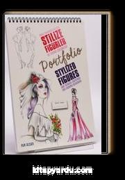 Moda Tasarımcıları İçin Stilize Figürler ve Teknik Çözümlemeleri Portfolio