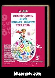 3. Sınıf Olimpik Çocuk Bilsem - Kanguru - Olimpiyat Zeka Kitabı Tamamı Çözümlü