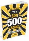 TYT Son 500 Soru Sosyal Bilimler