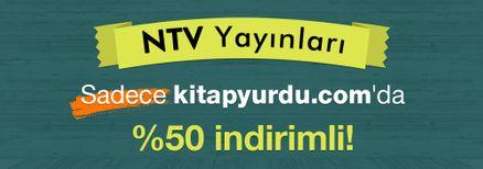 NTV Yayınları Sadece kitapyurdu.com'da %50 indirimli!