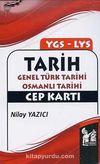 YGS-LYS Tarih Cep Kartı & Genel Kültür Tarihi-Osmanlı Tarihi